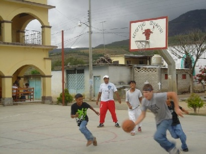 Zapotec basketball